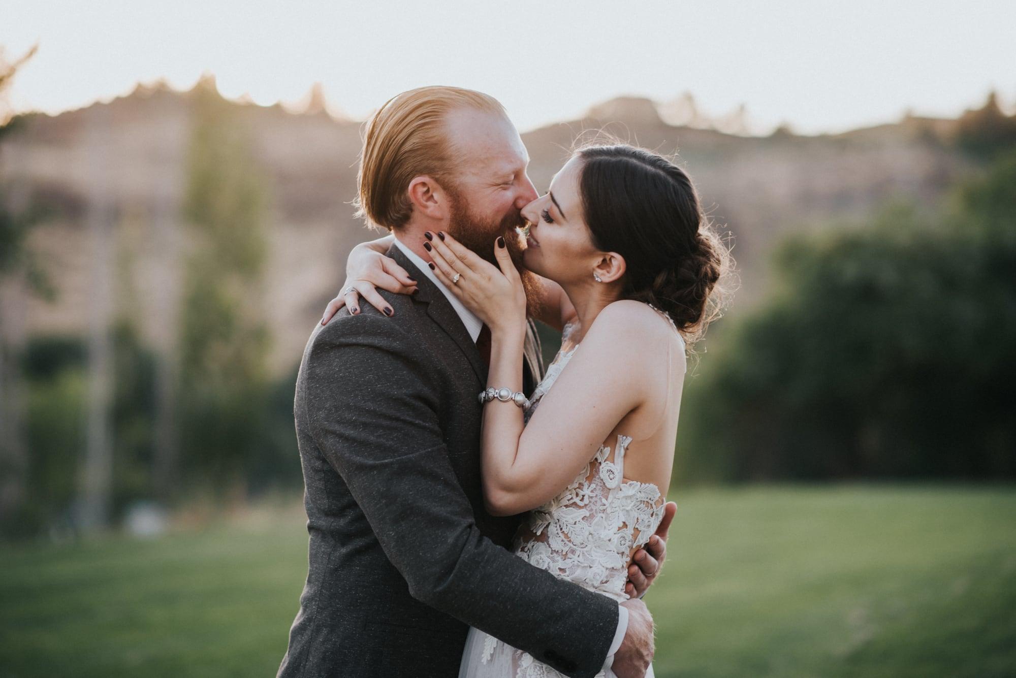 wedding portraits in yakima washington