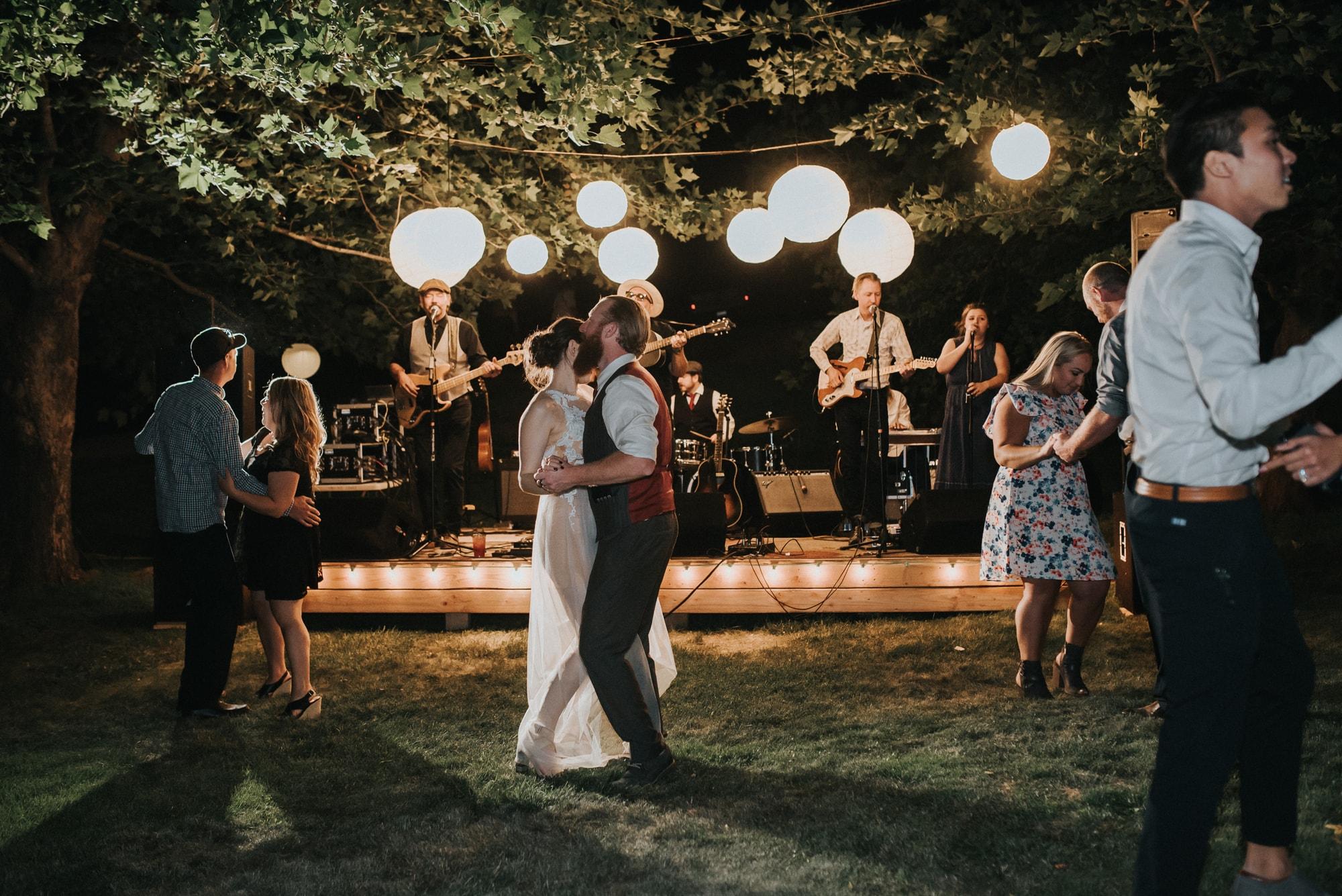backyard dance party in yakima washington