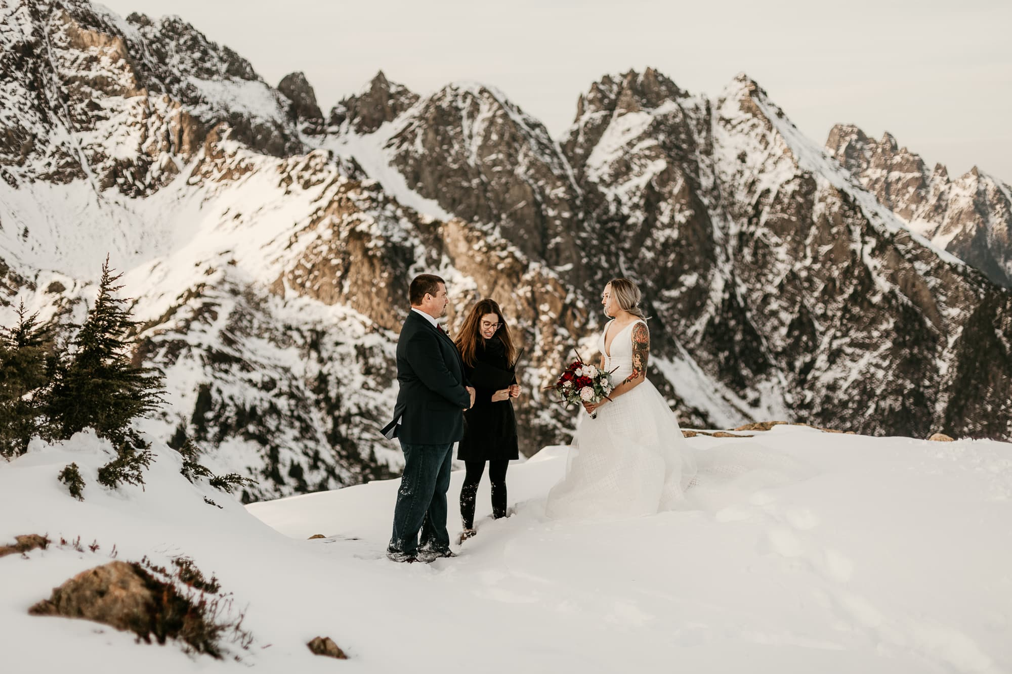 Mount Baker elopement-2