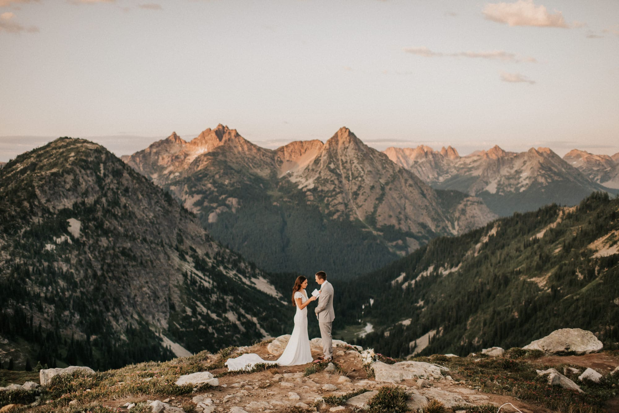 North Cascades Elopement