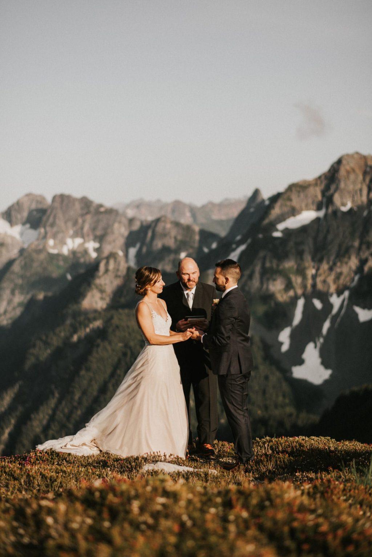 North Cascades Adventure Wedding