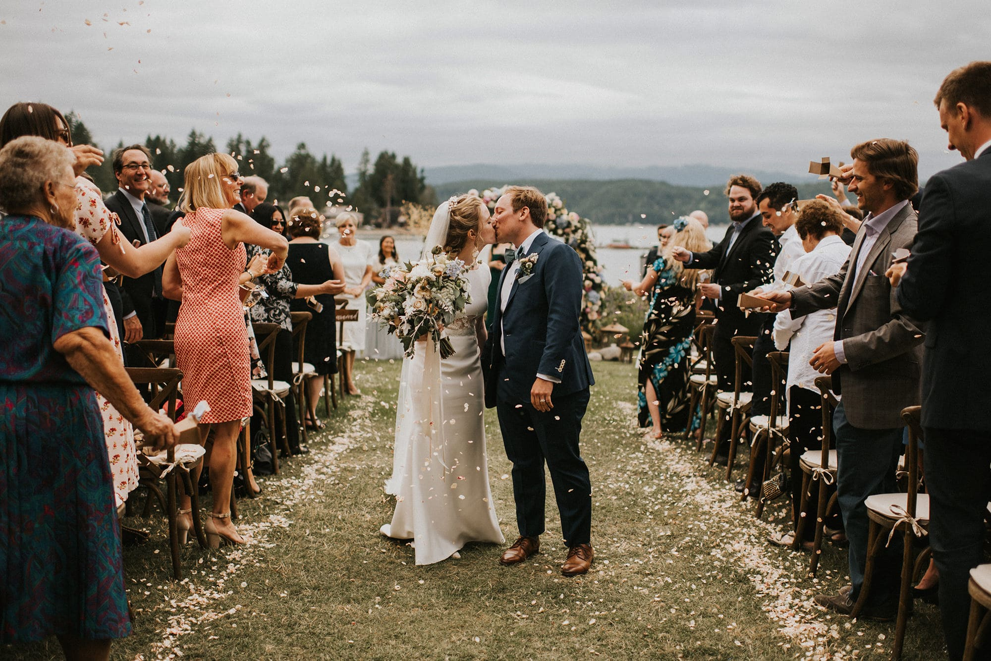 Best Seattle Weddings Venues Alderbrook resort and spa