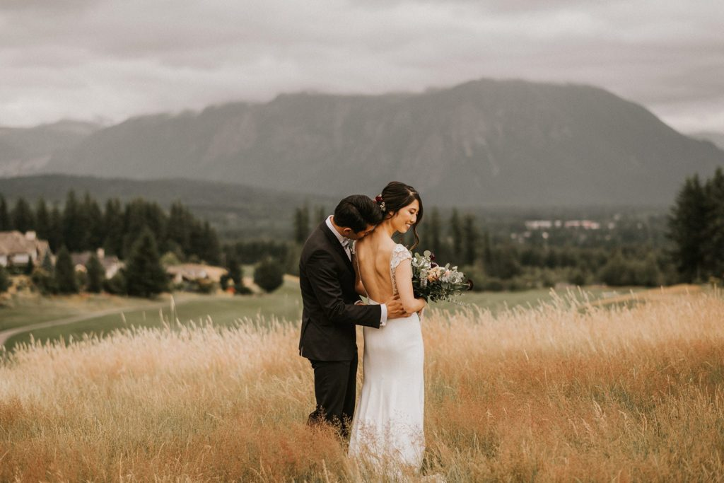 Best seattle wedding venues the club at snoqualmie ridge