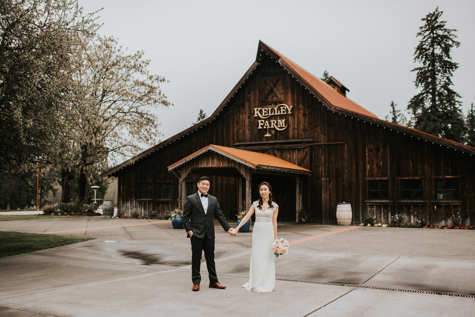 best seattle wedding venues the kelley farm wedding