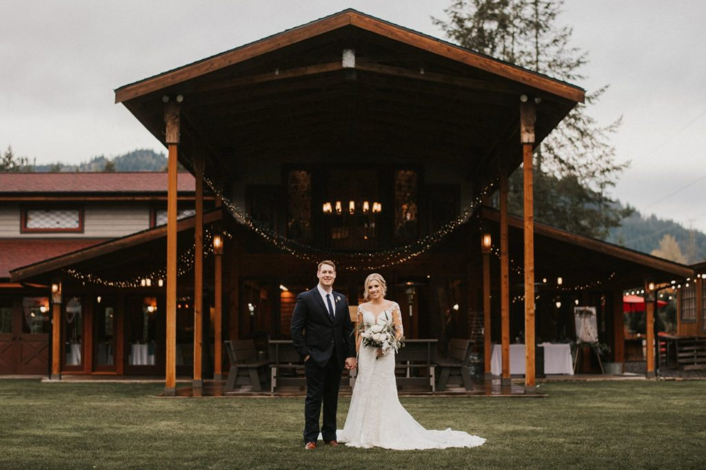 Trinity Tree Farm Wedding