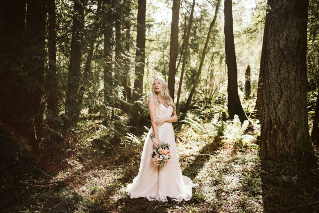 essence of Australia elopement dresses