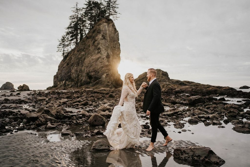best places to elope in Washington State for couples planning elopement.