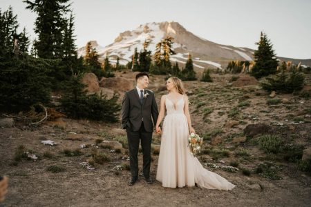 Mikaela & Zach Elopement